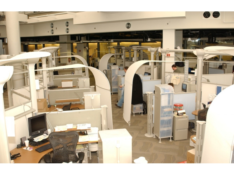 Manufacturer/Model Herman Miller - Resolve & Used Cubicles - Inventory