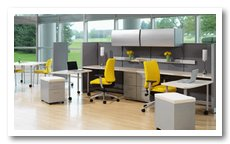 Used Cubicle Steelcase